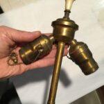 Antique lamp repair and parts